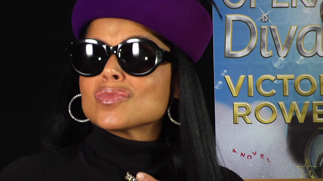 Victoria Rowell Unveils Calysta Jeffries, star of her new Novel Secrets of a Soap Opera Diva