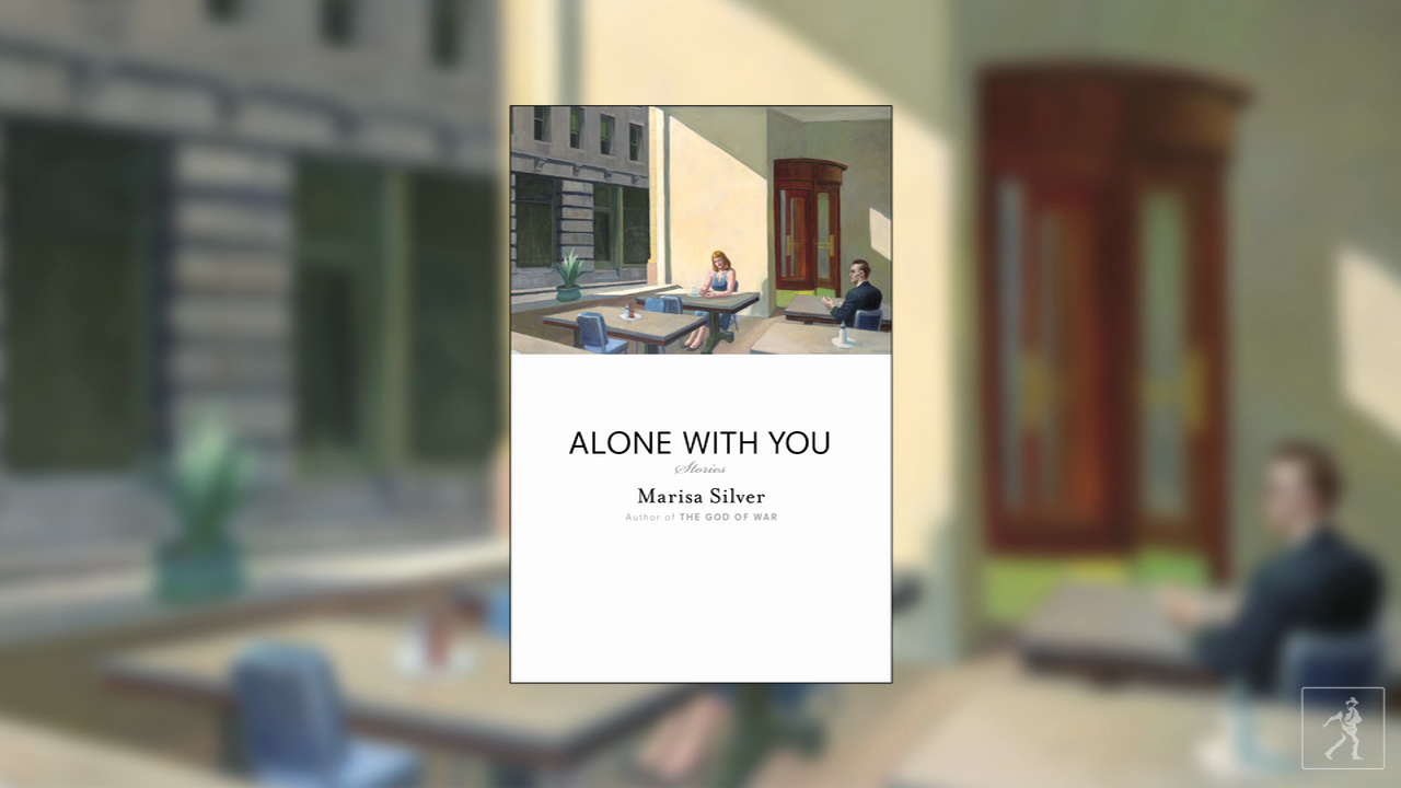 Marisa Silver: Author Marisa  Silver wants to be ALONE WITH YOU